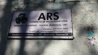 ARS Comercio de Reciclagem