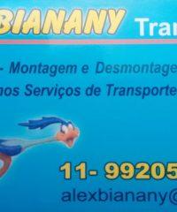 AlexBianany Mudanças em Guarulhos