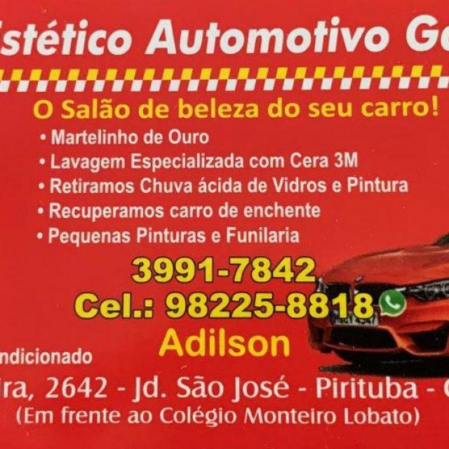 Gaguinho Centro Estético Automotivo em Pirituba