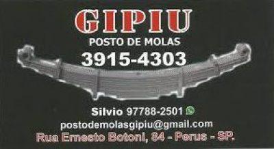 Posto de Molas Gipiu em São Paulo