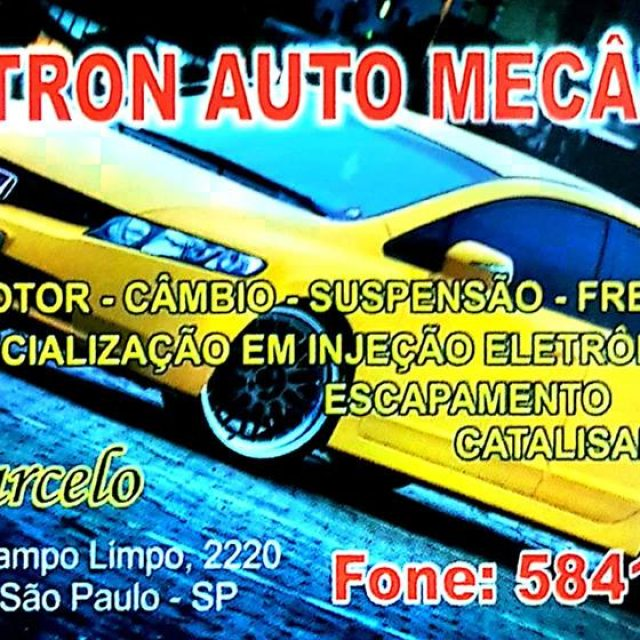 Injetron Auto Mecânica em São Paulo
