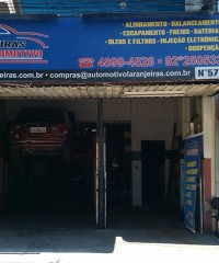 Laranjeiras Centro Automotivo em Caieiras