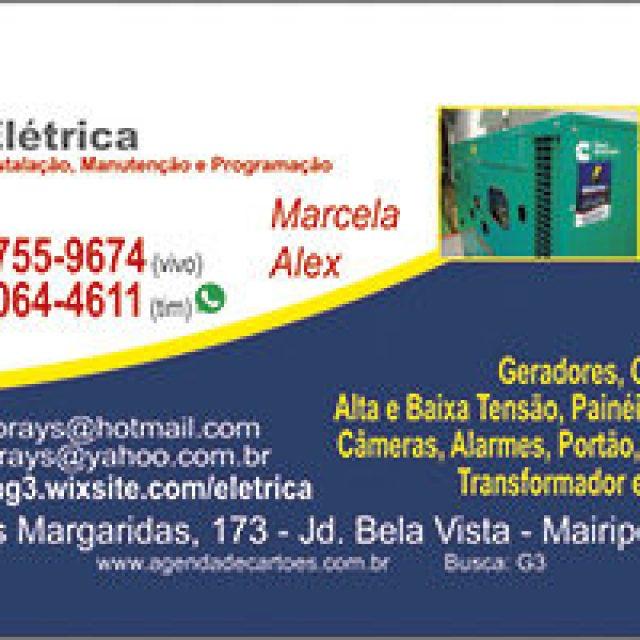 G3 Elétrica em Mairiporã