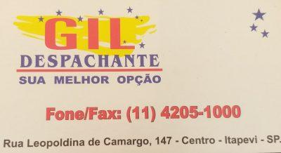 Gil Despachante Em Itapevi SP