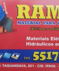 Ramos Materiais para Construção – em São Paulo
